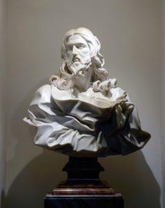 Jesus_of_Gian_Lorenzo_Bernini_in_San_Sebastiano_fuori_le_mura_(Rome) copia